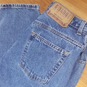 Vintage 90s High Waist Mom Jeans by Gitano